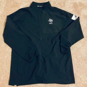 Adidas Golf A&M Black  jacket